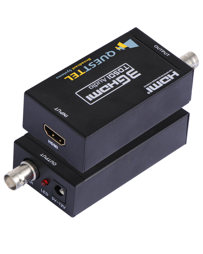 HDMI to 3G/HD/SD SDI Converter 's Application Drawing