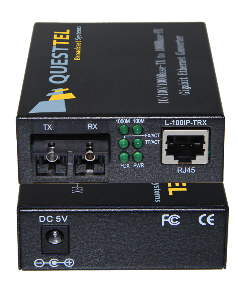 10/100M Dual Fiber Media Converter's Application Drawing