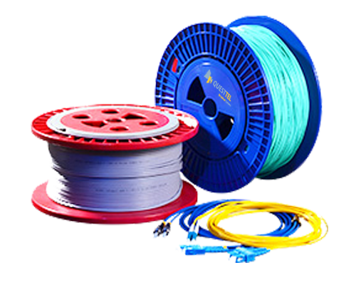 Fiber Optic Cables/Jumpers/Adapters/Converters's Application Drawing
