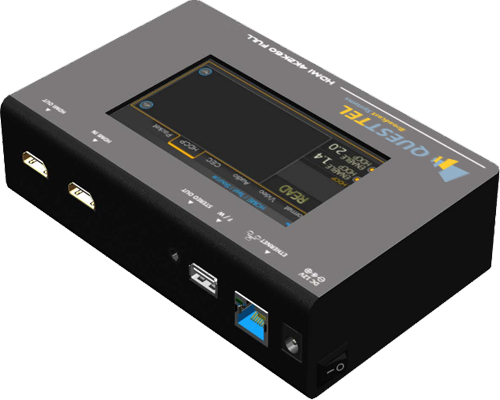 4K HDMI Pattern Generator Analyzer