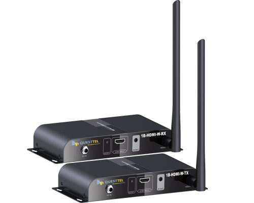 Wireless HDMI Video Transport
