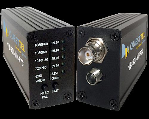 3G/HD/SD-SDI Mini Pattern Generator