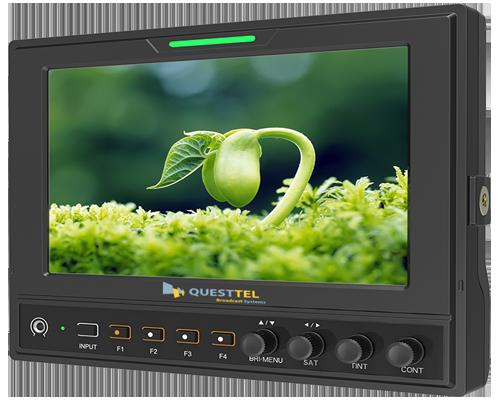 3G-SDI/HDMI/YPbPr & CVBS Inputs Pro Broadcast Monitor