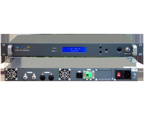 CATV RF Optical Receiver 1310-1550 nm 45-862/1003 MHz