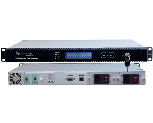 CATV EDFA Optical Amplifier 1550nm 24 dBm