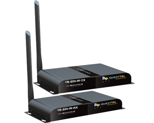 Wireless SDI Video Transport